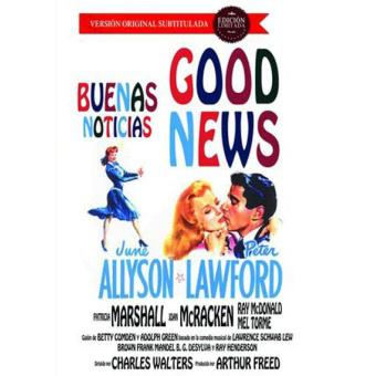 Buenas noticias (V.O.S.) - DVD