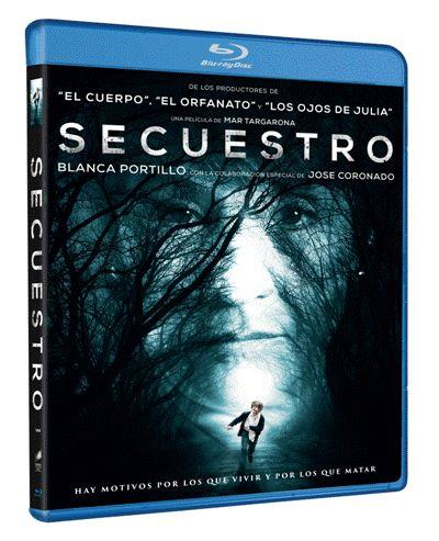 Secuestro - 2016 - Blu-Ray
