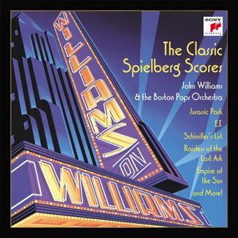 Classic Spielberg scores - Vinilo color