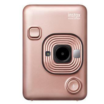 Cámara instantánea Fujifilm Instax Mini LiPlay Oro