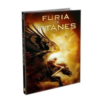 Furia de titanes - Blu-Ray - Digibook