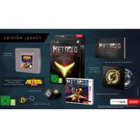 Metroid: Samus Returns Edición Legacy Nintendo 3DS