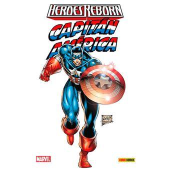 Heroes Reborn - Capitán América