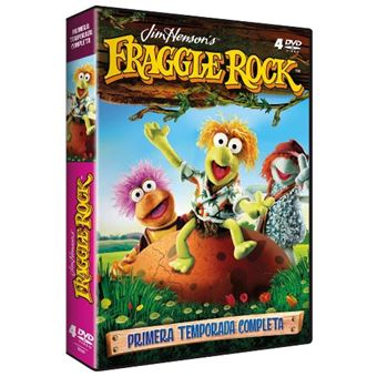 Fraggle Rock Temporada 1 en 4 - DVD