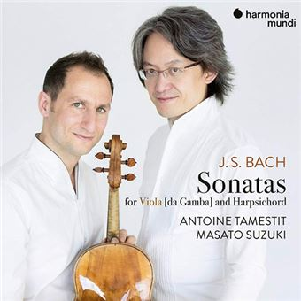 Bach - Sonatas for Viola da Gamba and Harpsichord