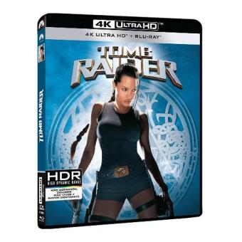 Tomb Raider  - UHD + Blu-Ray