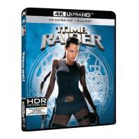 Tomb Raider  - UHD + Blu-Ray