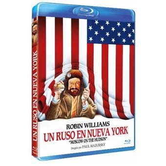 Un ruso en Nueva York - Blu-Ray