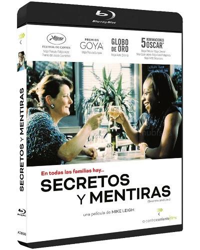 Secretos y mentiras - Blu-Ray