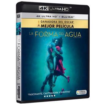 La forma del agua - UHD + Blu-Ray