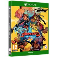 Streets of Rage 4 Xbox One