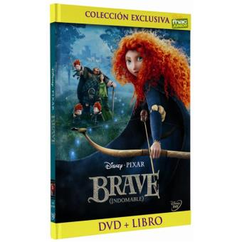 Brave (Indomable) + Libreto - Exclusiva Fnac - DVD