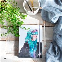 Cuaderno Cuquiland Esther Gili noche Edición especial limitada