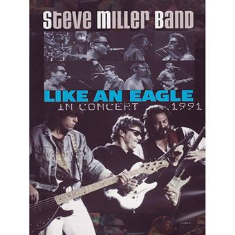 Like an Eagle - Live in Concert 1991 - DVD