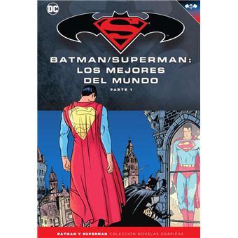 Batman y Superman - Colección Novelas Gráficas núm. 49: Los mejores del mundo Parte 1