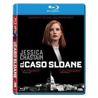 El caso Sloane - Blu-Ray