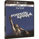 Posesión Infernal (1981) - UHD + Blu-ray