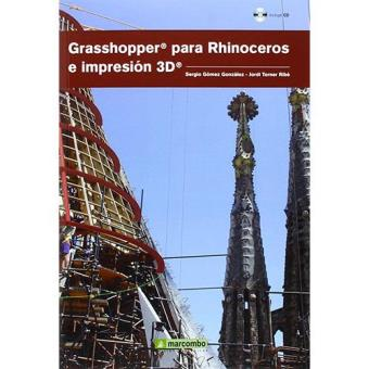 Grasshopper para rhinoceros e impresión 3D