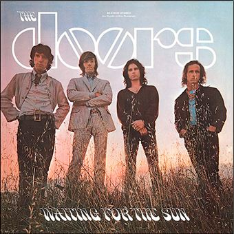 Waiting for the sun - Ed 50 Aniversario - 2 CD
