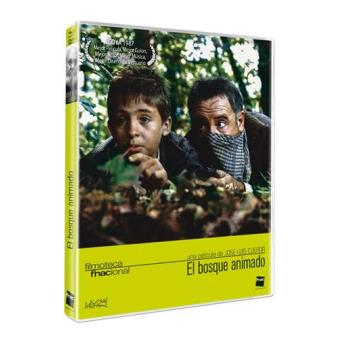 El bosque animado - 1987 - Exclusiva Fnac - Blu-Ray + DVD