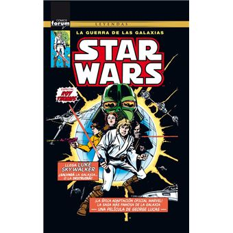 Star Wars Los años Marvel. Especial Roy Thomas