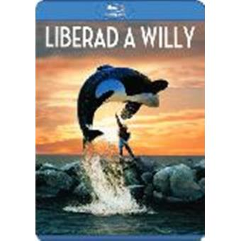 Liberad a Willy - Blu-Ray