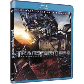 Transformers 2: La venganza de los caídos -  Ed especial - Blu-Ray