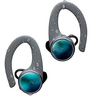 Auriculares deportivos Plantronics BackBeat Fit 3100 Gris