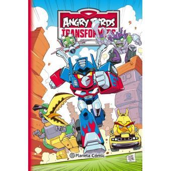 Angry Birds Transformers nº 02/02