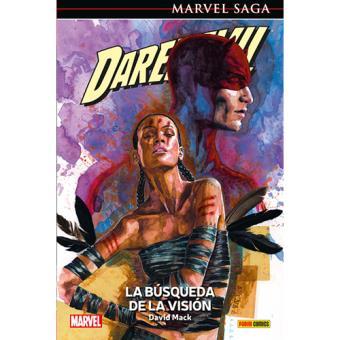 Daredevil 9: La búsqueda de la visión