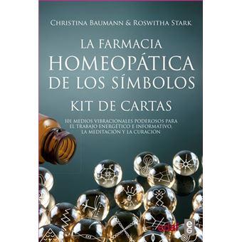 La farmacia homeopática de los símbolos KIT DE CARTAS