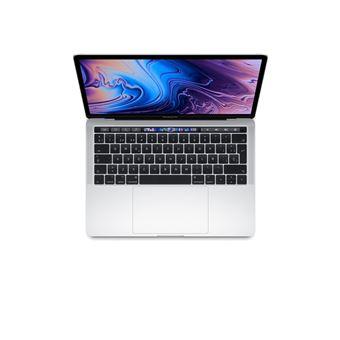 "Apple Macbook Pro 13"" i5 2,3 GHz 256GB Touch Bar Plata"