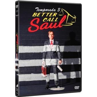 Better Call Saul  Temporada 3 - DVD