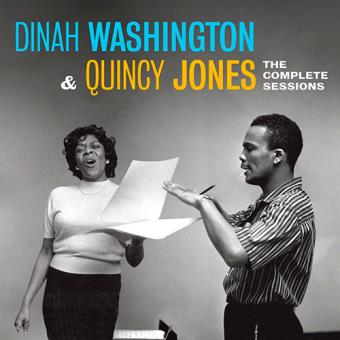 The Complete Sessions with Quincy Jones (3 CD)
