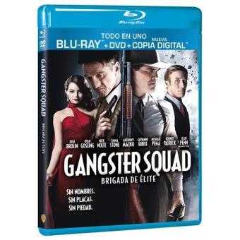 Gangster Squad - Blu-Ray + DVD