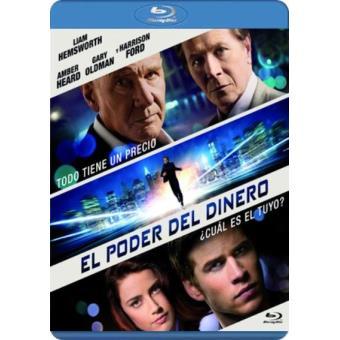 El poder del dinero - Blu-Ray
