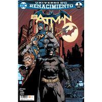 Batman núm. 56/ 1 - Renacimiento - 2a edición