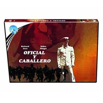 Oficial y caballero - DVD Ed Horizontal