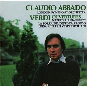 Overtures Verdi