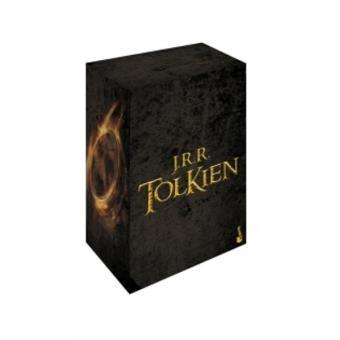 Pack Tolkien (El Hobbit + La Comunidad + Las Dos Torres + El Retorno del Rey)