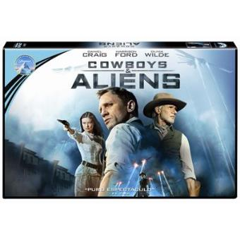 Cowboys & Aliens - DVD Ed Horizontal