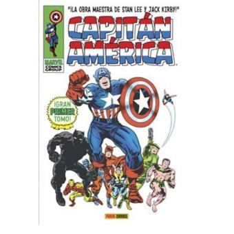 Capitán América 1. La leyenda viviente. Marvel Gold