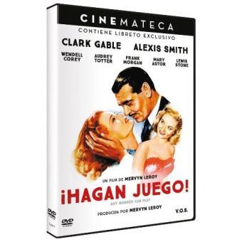 Hagan Juego (V.O.S.) - DVD