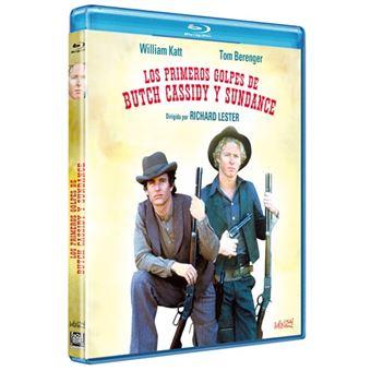 Los Primeros Golpes de Butch Cassidy y Sundance - Blu-Ray