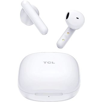 Auriculares Bluetooth TCL Moveaudio S150 TW10 True Wireless Blanco