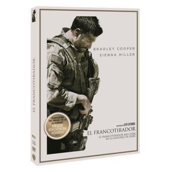 El francotirador - DVD