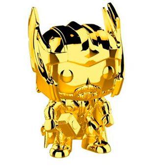 Figura Funko Marvel Thor dorado