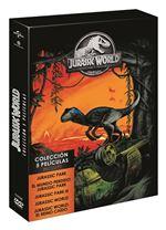 Pack Parque Jurásico 1-5 - DVD