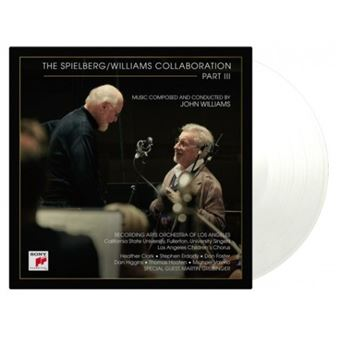 The Spielberg/Williams Collaboration Part III - Vinilo