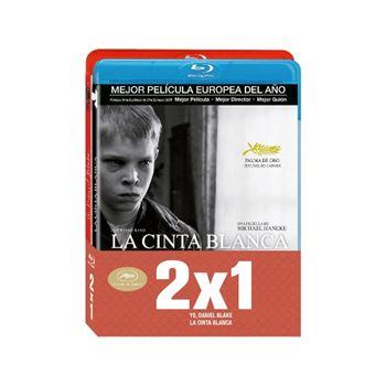 Pack Yo, Daniel Blake + La cinta blanca - Blu-Ray